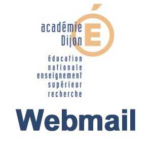 Webmail Dijon Académie sur webmail.ac-dijon.fr