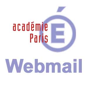 Web Mail Académie Paris - webmail.ac-paris.fr