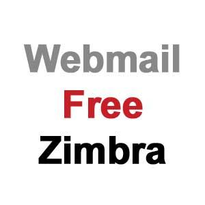 Messagerie, Webmail Free Zimbra - zimbra.free.fr