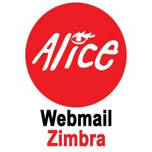 webmail.aliceadsl.fr Webmail Zimbra Imp AliceAdsl