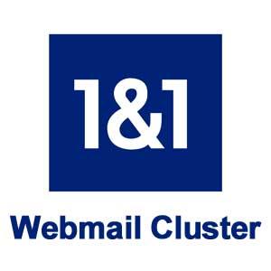Webmail Cluster 1&1 - webmailcluster.1and1.fr