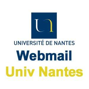 Webmail Univ Nantes - webmail.etu.univ-nantes.fr