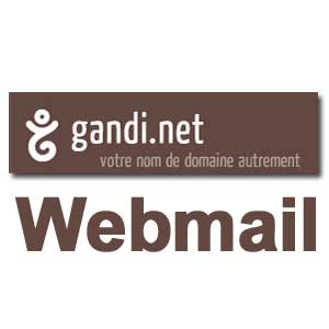 Webmail Gandi France - webmail.gandi.net