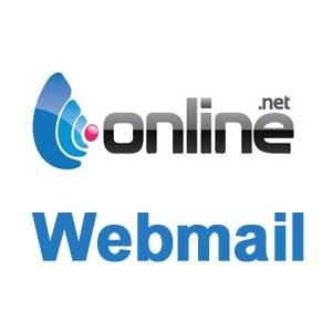 Webmail Online webmail.online.net