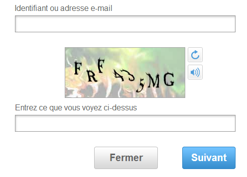 Réinitialisez votre mot de passe Webmail AOL