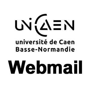 Webmail personnel UniCaen - webmail.unicaen.fr