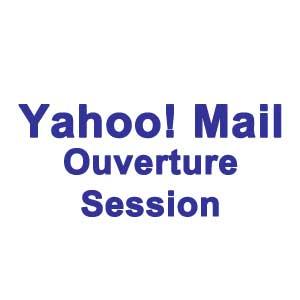 Pourquoi à l'ouverture d'une session mail ne me demande-t-on plus l'adresse mail yahoo et le mot de passe ? Pourquoi les nouveaux messages ou la boîte de réception s'affichent-ils directement dans la fenêtre mail ?